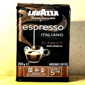 Caffe Lavazza Espresso