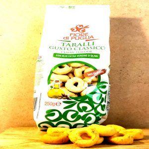 Taralli Fiore Puglia - Classico