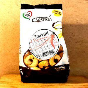 Taralli Spiga - Peperoncino
