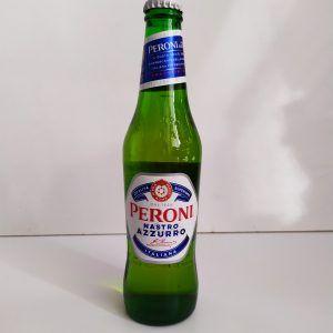 Cerveza Nastro Azzurro, 33 cl