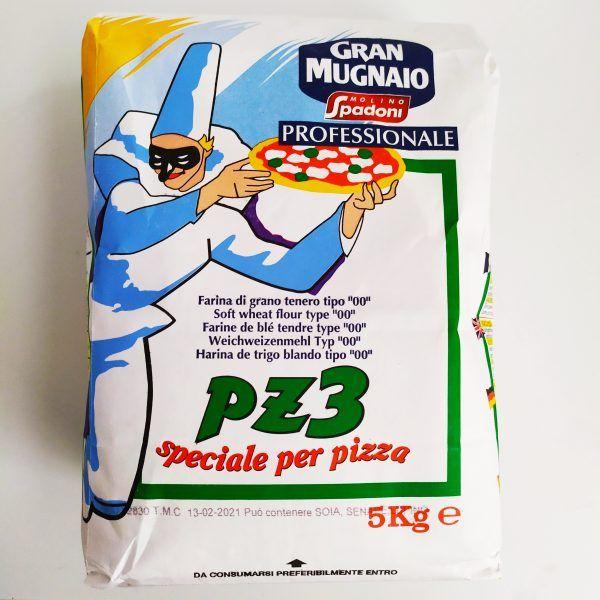 Harina para pizza y focaccia