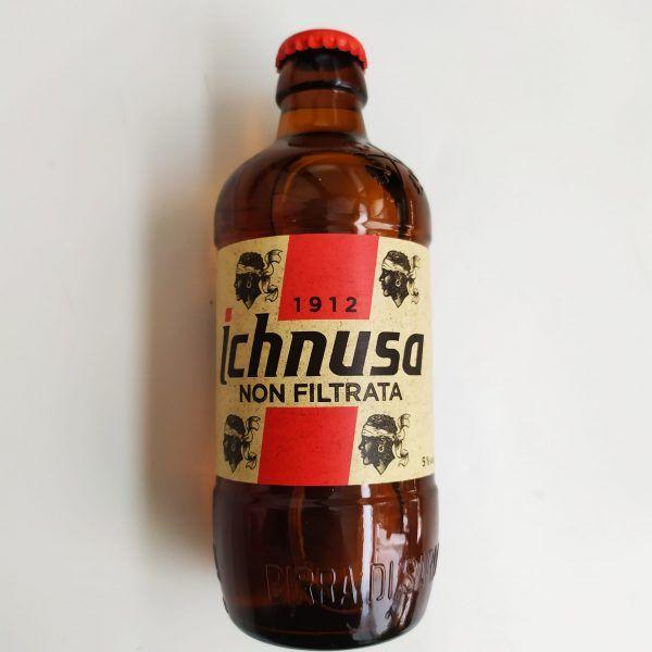 Cerveza Ichnusa