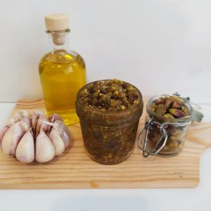 Pesto de Pistacho